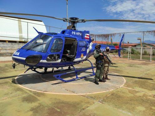 Graer chega para reforçar no combate ao incêndio na Serra das Almas. Foto: L12.