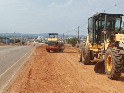 A modernização do trecho vai atualizar uma estrutura já ultrapassada e que não comporta mais com segurança o tráfego na região. Foto: L12.